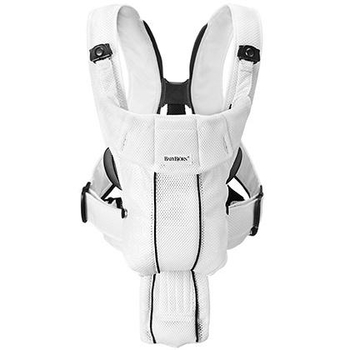 Рюкзак-кенгуру Babybjorn Baby Carrier Active Mesh, белый