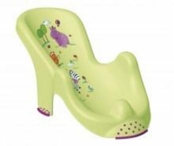 Горка для купания Keeeper (Prima Baby) Hippo, зеленый (8619) Keeeper