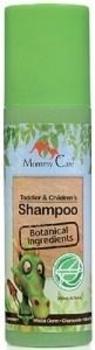 Купить:  Детский шампунь-уход Mommy Care с органическими маслами оливы и ши, алоэ, розмарином, 400 мл Mommy Care