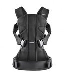 Рюкзак-кенгуру Babybjorn Baby Carrier One Mesh, черный