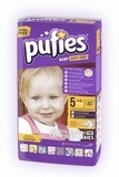 Подгузники Pufies Art&Dry Junior 5 (11-20 кг), 52 шт.