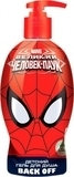 Гель для душа Spider-Man Back off, 480 мл (80302000) - Pampik