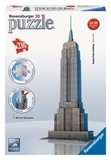 3D Пазл Ravensburger Небоскреб Empire State Building, 216 элементов