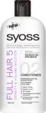 Бальзам Syoss Full Hair 5, 500 мл
