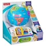 Умный глобус c технологией Smart Stages Fisher-Price, русский