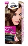 Краска для волос Palette Perfect Care 566 Темная карамель, 110 мл - Pampik