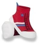 Текстильная обувь YO!, р.22, красный (OB-009) - Pampik