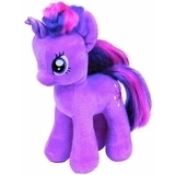 Мягкая игрушка TY My Little Pony Twilight Sparkle, 20 см (41004) - Pampik