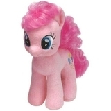 Мягкая игрушка TY My Little Pony Pinkie Pie, 20 см (41000) - Pampik