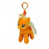 Мягкая игрушка TY My Little Pony Applejack, 15 см (41101) - Pampik