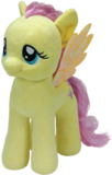 Мягкая игрушка TY My Little Pony Fluttershy, 32 см (41077) - Pampik