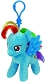 Мягкая игрушка TY My Little Pony Rainbow Dash, 15 см (41105) - Pampik