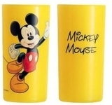 Стакан Luminarc Disney Mickey Colors, желтый, 270 мл (H6105) - Pampik