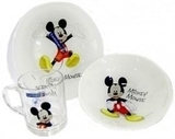 Набор Luminarc Disney Micky Colors, 3 предмета (L2124) - Pampik