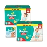 Набор Pampers Pants 4-5 - Pampik