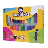 Набор красок-карандашей Paint Sticks Classic Metallic Neon, 24 шт. (LBPS10CMDA24) - Pampik