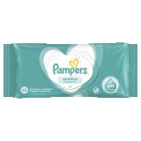 Детские влажные салфетки Pampers Sensitive, 52 шт.
